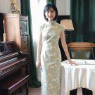 怎么画简单的旗袍?